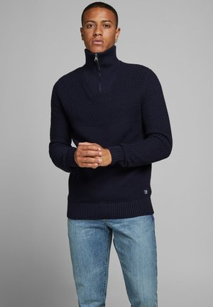 Jumper - navy blazer