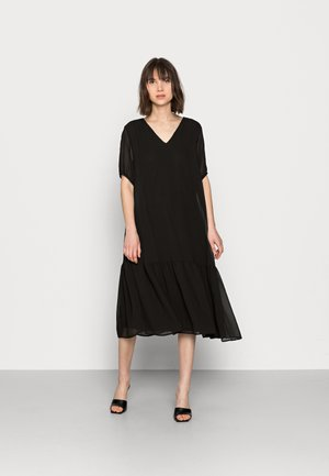 SLFSINA MIDI DRESS - Day dress - black