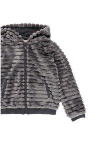 Boboli - MIT FELL UND MÜTZE FÜR MÄDCHEN - Winter jacket - anthracite - 4