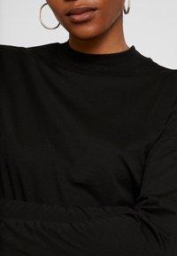 G-Star - LOOSE FUNNEL - Long sleeved top - black - 5