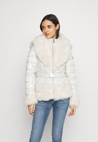 River Island - Winter jacket - cream - 0