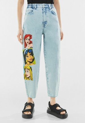 DISNEY PRINCESSES - Jean boyfriend - light blue