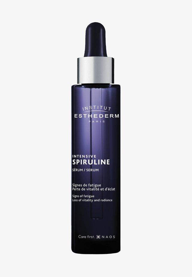 INTENSIVE SPIRULINE SERUM - Serum - -