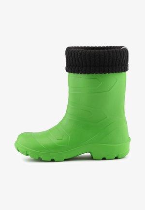 Wellies - greenc/black