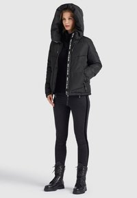 khujo - ESILA - Winter jacket - schwarz - 7