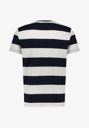 BARSTRIPE - T-shirt med print - offwhite (20)