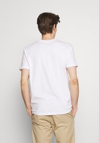 Polo Ralph Lauren - SLUB - T-shirts basic - white - 2