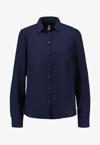 New Look - PLAIN LEAD - Skjorte - navy - 3
