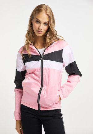 Veste coupe-vent - rosa