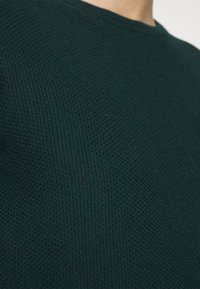 TOM TAILOR - COSY SWEATER - Jumper - sapphire green - 5