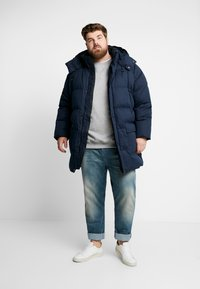Calvin Klein - Wintermantel - blue - 1