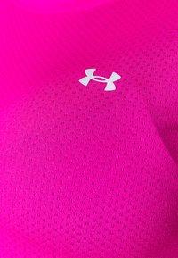 Under Armour - Camiseta básica - meteor pink - 6