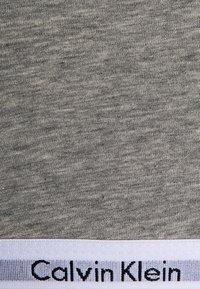 Calvin Klein Underwear - 2 PACK - Bustier - grey heather - 4