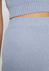 Bec & Bridge - MIMI MINI SKIRT - Mini skirt - silver blue - 4