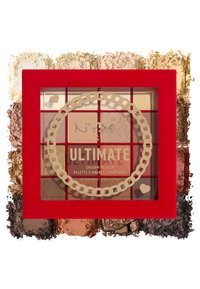 Nyx Professional Makeup - LUNAR NEW YEAR ULTIMATE SHADOW PALETTE - Eyeshadow palette - warm neutrals - 2