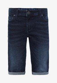 WE Fashion - Shorts vaqueros - dark blue - 0