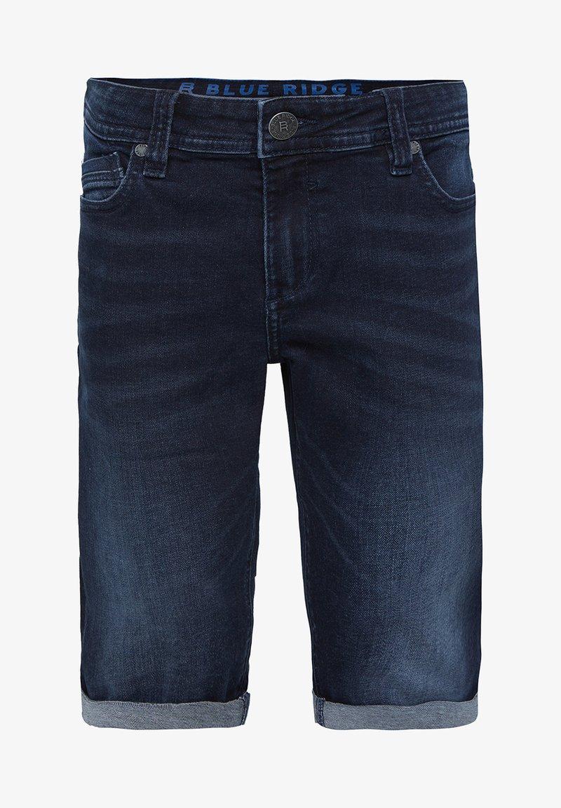 WE Fashion - Shorts vaqueros - dark blue