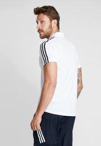 adidas Performance - Funktionstrøjer - white/black - 2