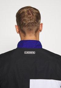 Lacoste Sport - SET - Dres - black/white/cosmic - 7