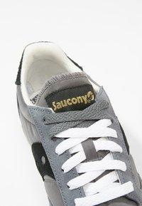 Saucony - JAZZ ORIGINAL VINTAGE - Trainers - grey/black - 5