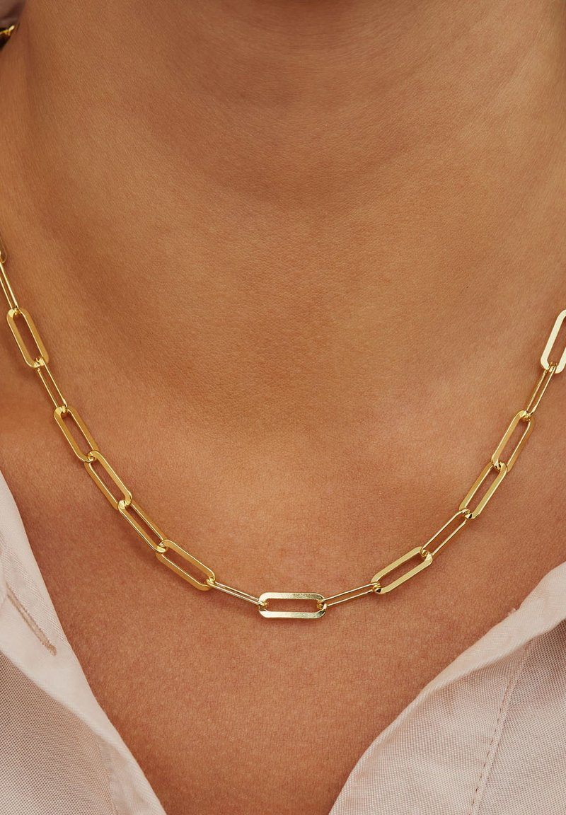 Selected Jewels - Necklace - gold-coloured