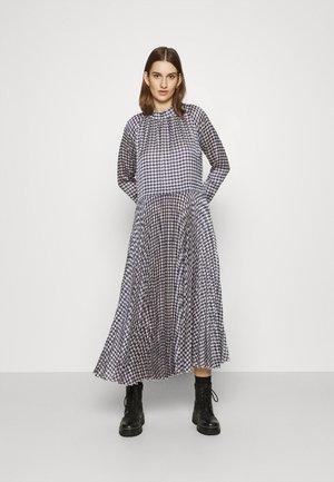 NIMA DRESS - Maxi šaty - navy