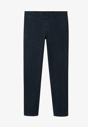 BARNA - Pantalones chinos - marineblau