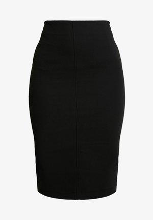 EMILIA SKIRT - Pouzdrová sukně - black