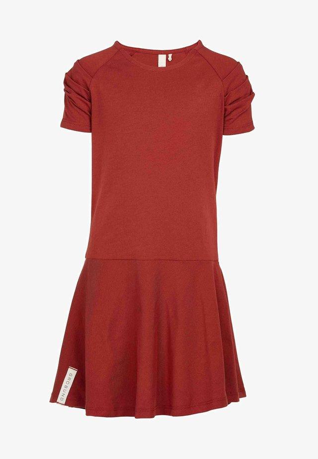 Jerseykjoler - red