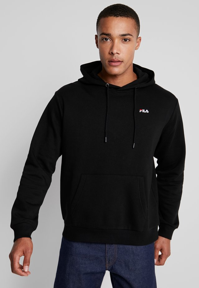 EDISON HOODY - Sweat à capuche - black