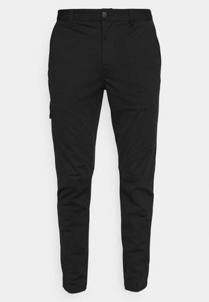 CARGO PANT - Kalhoty - black