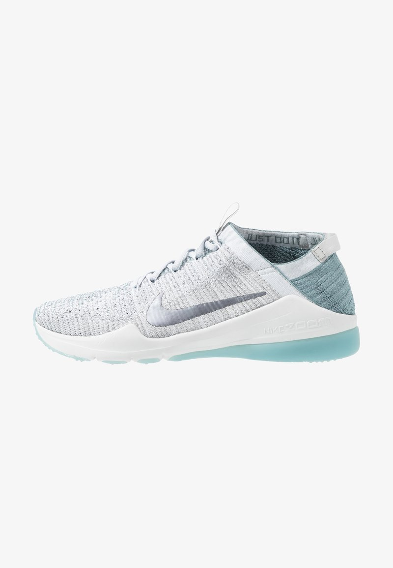 Nike Performance - AIR ZOOM FEARLESS FK 2 - Sportovní boty - ocean cube/metallic cool grey/aviator grey