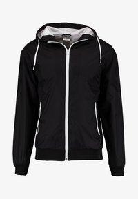 Urban Classics - Light jacket - black/white - 5