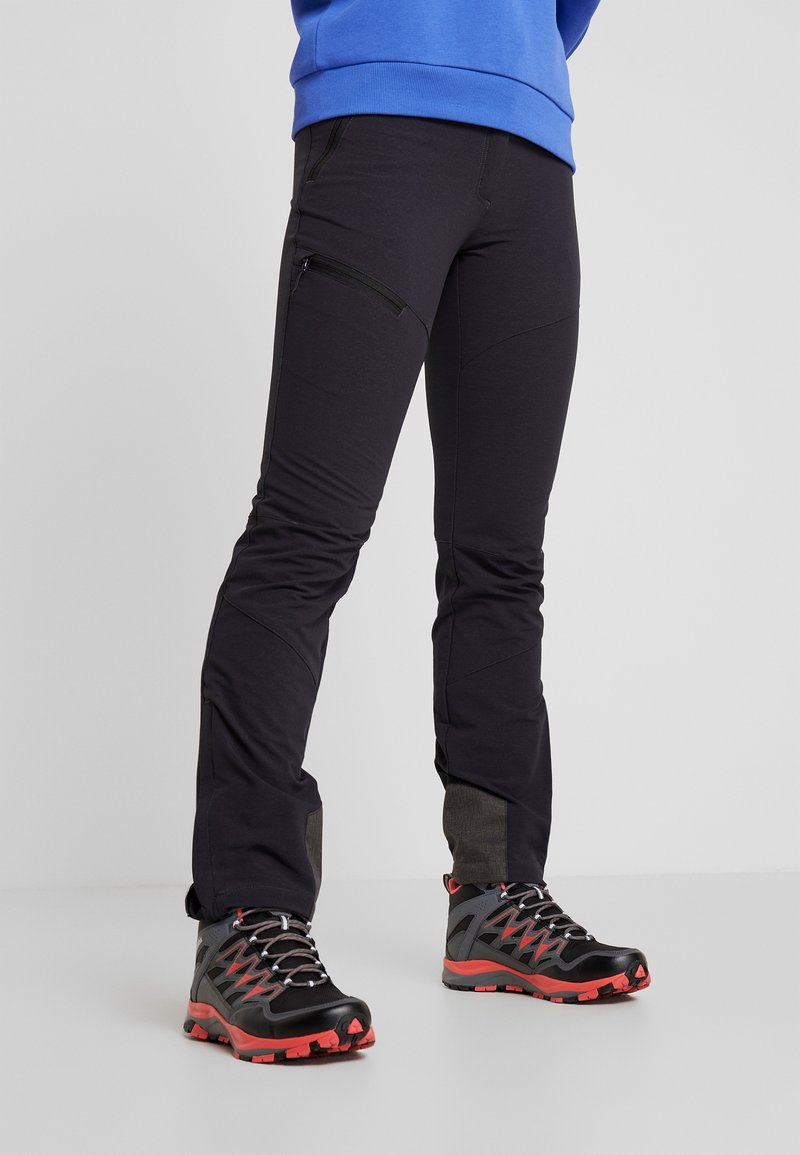 Icepeak - BLENHEIM - Trousers - anthracite
