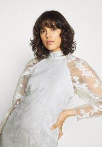 Gina Tricot - YLVA DRESS - Cocktail dress / Party dress - white - 3