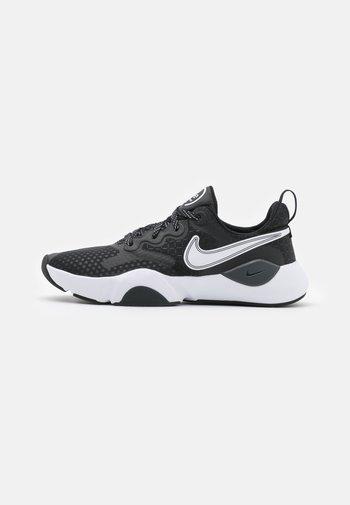 SPEEDREP - Sports shoes - black/white/dark smoke grey/pure platinum