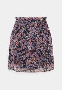 NAF NAF - ISA - Mini skirt -  bleu - 0