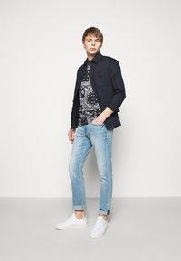 DRYKORN - ANTON - Basic T-shirt - dark blue - 1