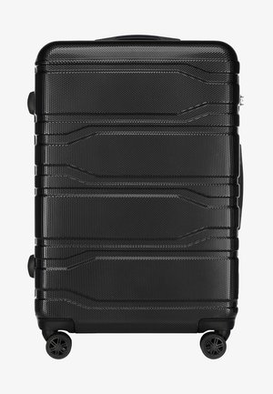TRAIL STYLE - Wheeled suitcase - black