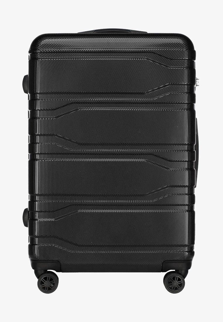 Wittchen - TRAIL STYLE - Wheeled suitcase - black