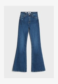 Bershka - Jeans bootcut - blue - 5