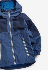 Next - Waterproof jacket - blue - 3