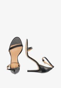 faina - HIGH-HEEL-SANDALETTE - High heeled sandals - schwarz - 1