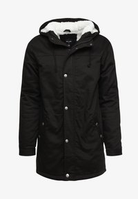 Only & Sons - ONSALEX TEDDY - Parkaer - black - 3