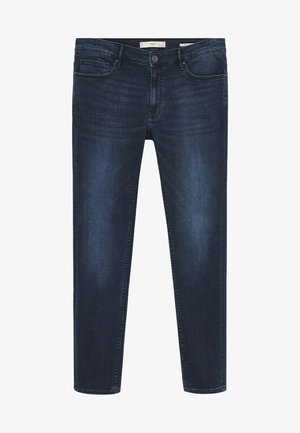 JUDE - Slim fit jeans - dark blue