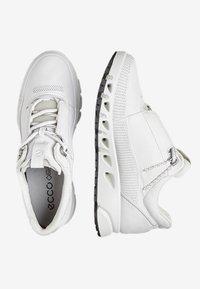 ECCO - MULTI-VENT W GTXS - Sneakers - white - 1