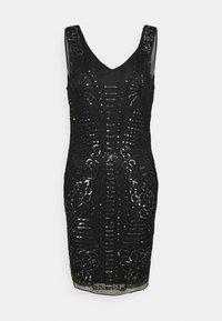 Molly Bracken - LADIES DRESS - Cocktail dress / Party dress - snake black - 4
