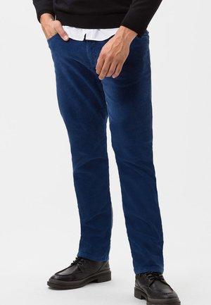 COOPER FANCY - Pantaloni - blue