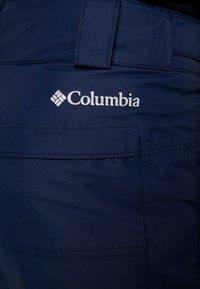 Columbia - BUGABOO PANT - Zimní kalhoty - collegiate navy - 6
