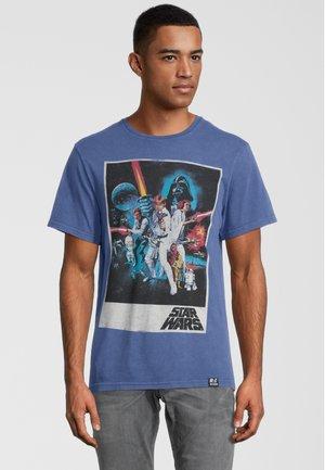 STAR WARS CLASSIC NEW HOPE  - T-shirt print - blau